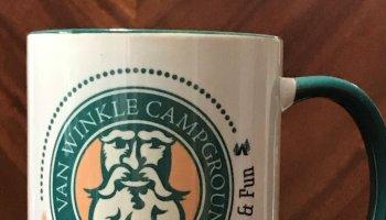 Rip Van Winkle Campgrounds Coffee Mug