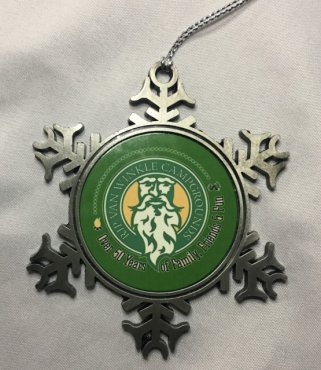 Rip Van Winkle Campgrounds Ornament Image