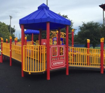 The Bane Family playground