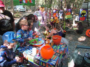 Events at Rip Van Winkle Campgrounds in Saugerties, NY