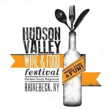 Hudson Valley Wine & Food Festival Logo