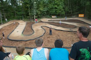 RC Car race held at RIP Van Winkle Campground RC Race Track in Saugerties NY