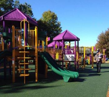 Dawn Hochsprung playground