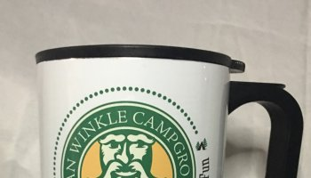 Rip Van Winkle Campgrounds Travel Mug