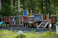 Rip Van Winkle Campground Play Ground