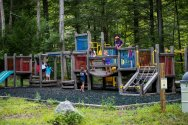 Rip Van Winkle Campground Play Ground