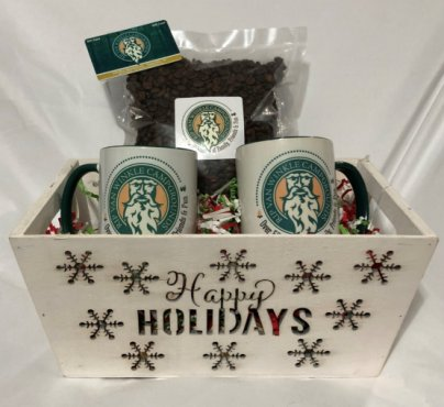 Rip Van Winkle Campgrounds Holiday Basket Image
