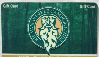 Rip Van Winkle Campgrounds Gift Card