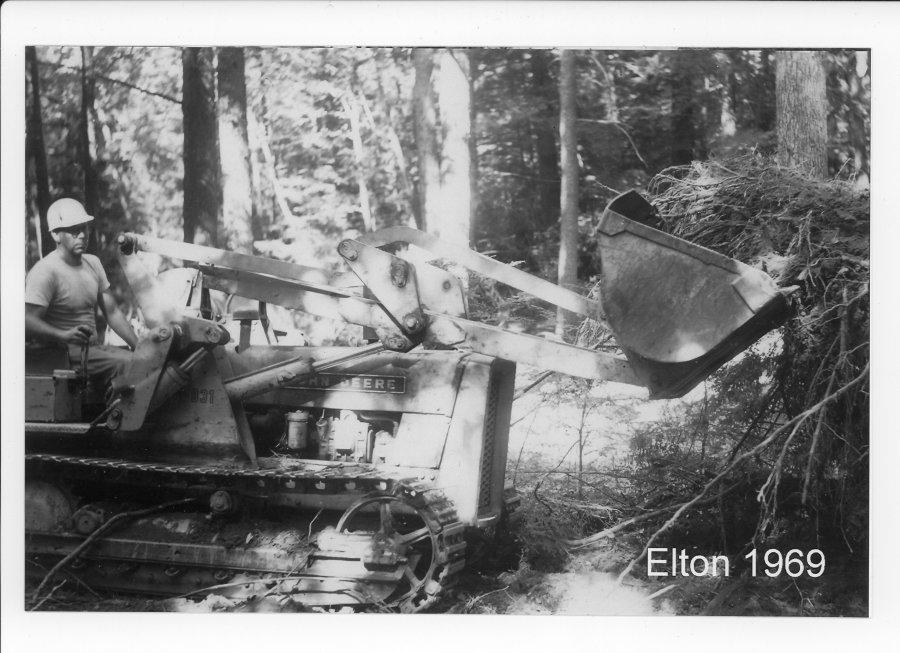 Elton Clearing brush