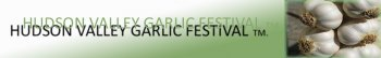 Hudson Valley Garlic Festival Banner