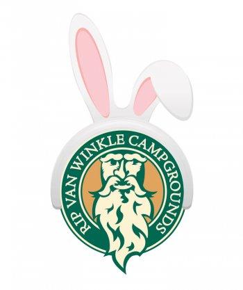 Rip Van Winkle Easter Bunny